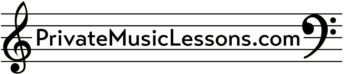Private Music Lessons.com logo - link to homepage